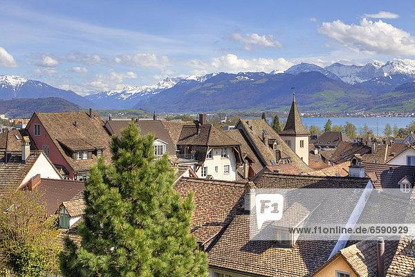 Rapperswil  Rapperswil-Jona  St. Gallen  Schweiz *** Local Caption ***