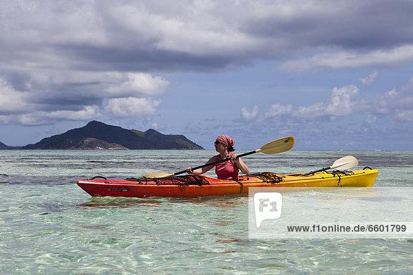 Frau 40-50 Jahre 40 bis 50 Jahre Indischer Ozean Indik