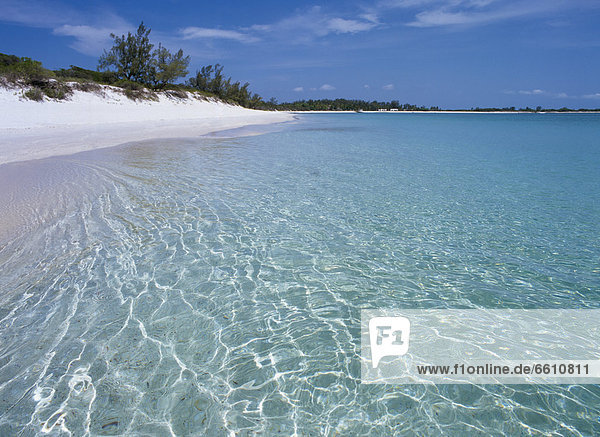 Clear Waters At Paradise Island