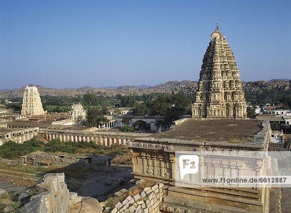 Virupasha Temple