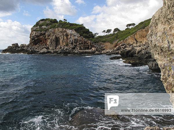 Europa Balearen Balearische Inseln Spanien