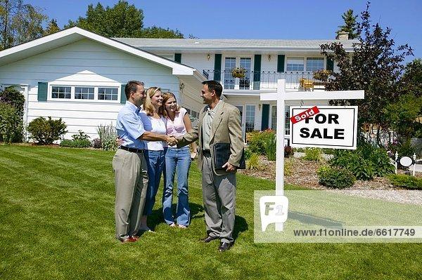 Wohnhaus verkaufen Immobilienmakler