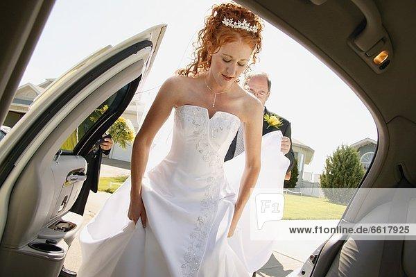 Hochzeit  Verkehr  bekommen