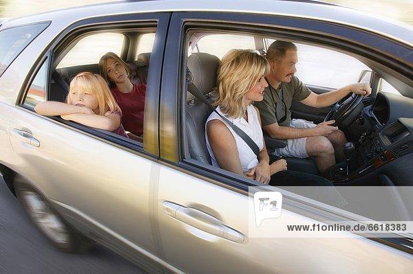 Auto  Reise
