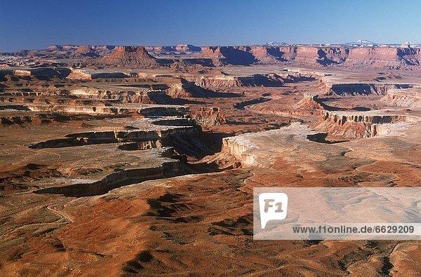 Vereinigte Staaten von Amerika  USA  Utah
