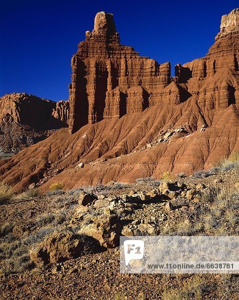 Vereinigte Staaten von Amerika  USA  Capitol Reef Nationalpark  Utah