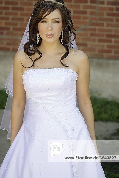 Braut  Hochzeit  Kleid