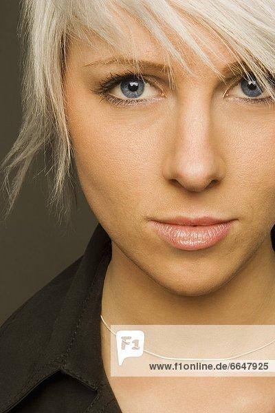 Portrait  Frau