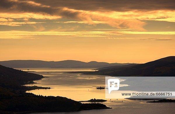 Argyll and Bute  Schottland