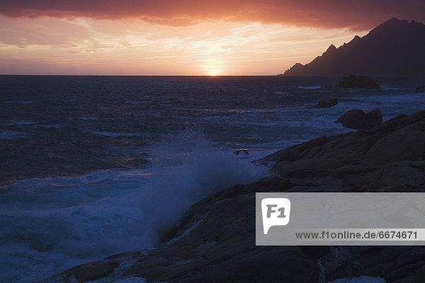 Frankreich Korsika Porto