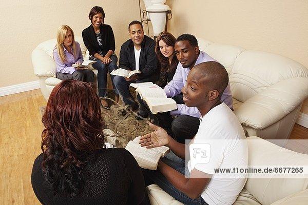 Wohnhaus Bibel Studium