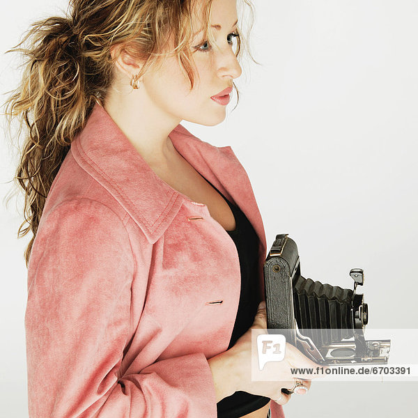 Frau Fotograf