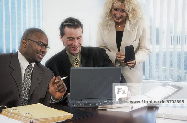 Laptop Meeting