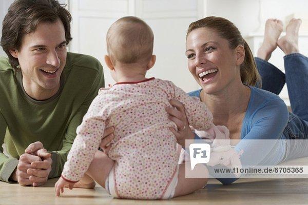 Boden Fußboden Fußböden Baby spielen