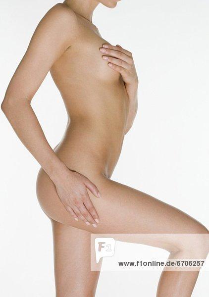 Profil  Profile  nackt  Menschlicher Oberkörper