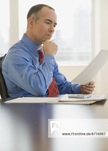 Kaufmann lesen schreibarbeit