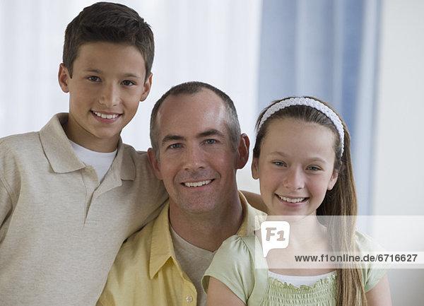 umarmen Menschlicher Vater