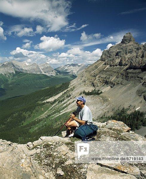 Kananaskis Country  Alberta  Kanada