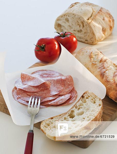 lecker  Sandwich