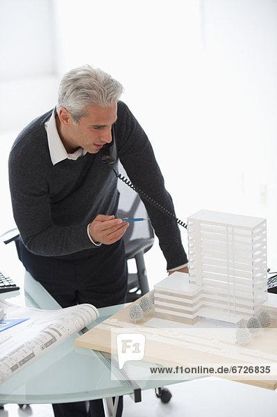 sprechen  Architekt
