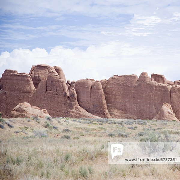 Vereinigte Staaten von Amerika,  USA , Brücke , Moab , Utah