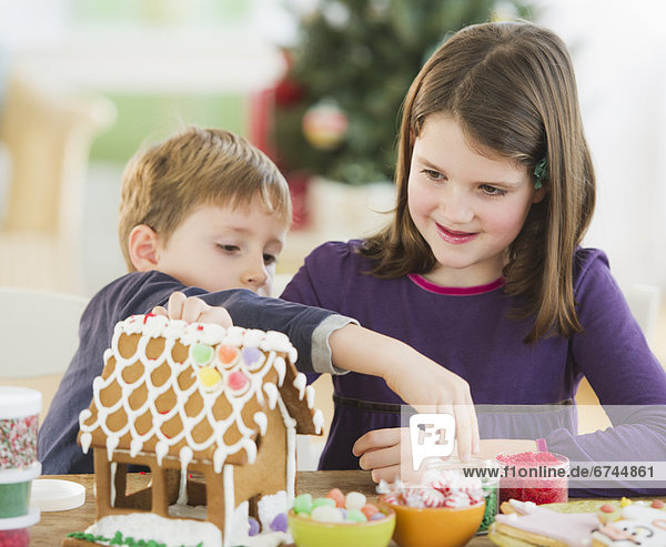 Junge - Person Vorbereitung Dekoration Lebkuchen 5-9 Jahre 5 bis 9 Jahre Mädchen