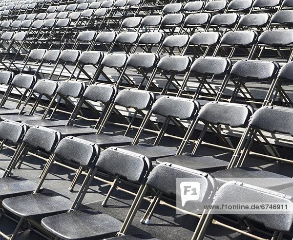 leer Sitzmöbel Stadion