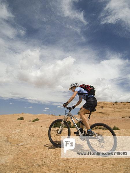 Frau Wüste Riding Mountain National Park