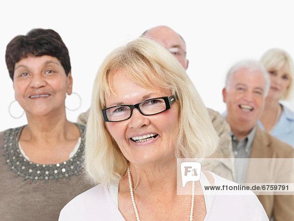Mensch  Menschen  lächeln  Menschengruppe  Menschengruppen  Gruppe  Gruppen