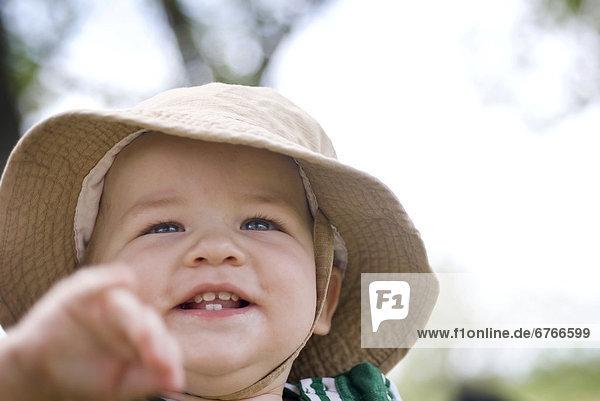Portrait  Junge - Person  Saskatchewan  Baby