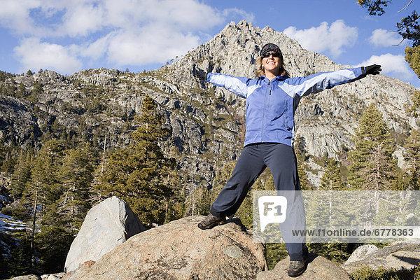 Vereinigte Staaten von Amerika  USA  Lake Tahoe  Kalifornien