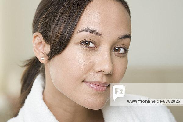 Portrait  Attraktivität  Frau