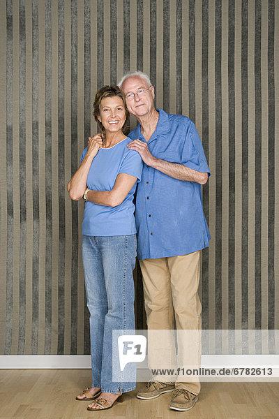 Portrait  Kleidung  blau