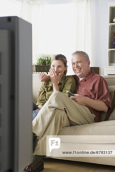 sehen  Fernsehen  alt
