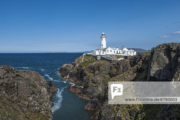 Europa Leuchtturm Donegal