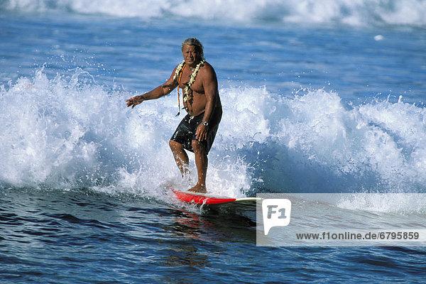 Kleidung  Longtailboot  lei  Wellenreiten  surfen  Wasserwelle  Welle