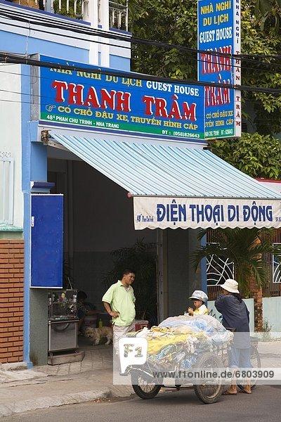 Außenaufnahme  Mensch  Menschen  Hotel  Vietnam