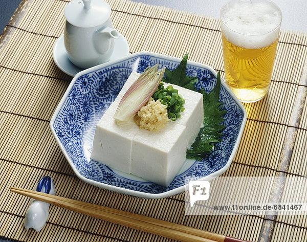 Bohne  Weißschimmelkäse  Bier