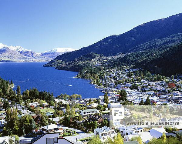 neuseeländische Südinsel Neuseeland Queenstown
