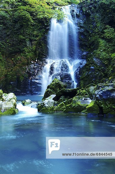 Wasserfall  Japan
