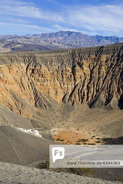 Vereinigte Staaten von Amerika USA Tal Nordamerika Krater Kalifornien Tod