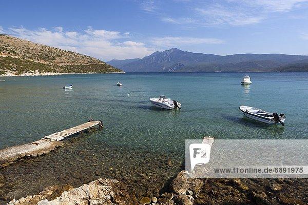 Ägäische Inseln Griechenland Samos