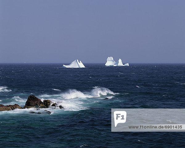 nahe Eisberg Labrador Neufundland Avalon Kanada Halbinsel