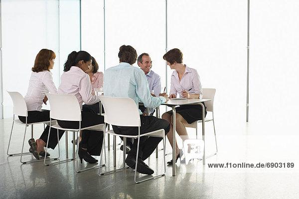 Mensch  Menschen  Konferenzraum  Tisch  Business