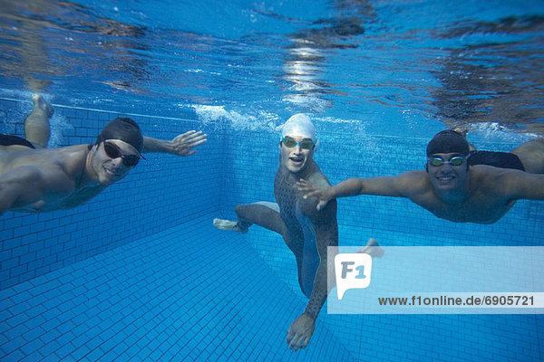 Mann Schwimmbad
