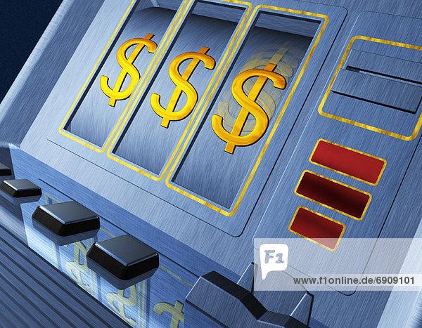 Maschine  Zeichen  Close-up  close-ups  close up  close ups  Dollar  Silber  Loch