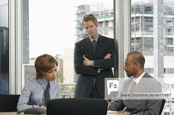 Mensch Büro Menschen Business