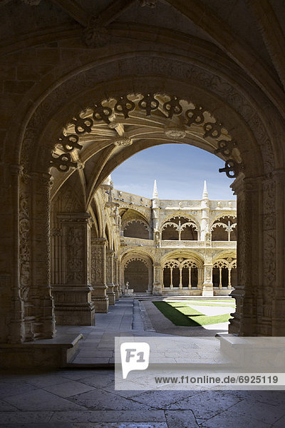 Lissabon  Hauptstadt  Belem  Portugal