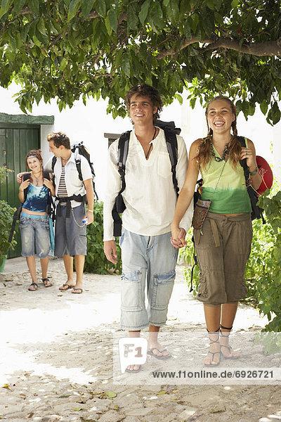 Backpackers  Spain