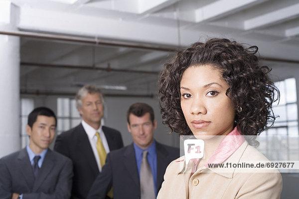 Portrait  Geschäftsfrau  Mensch  Menschen  Hintergrund  Business